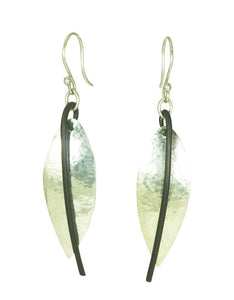 Slender Drop Earrings - Dennis Higgins Jewelry