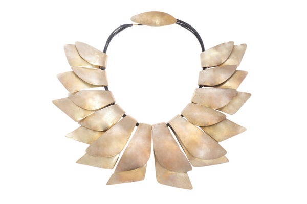 Feather Necklace - Dennis Higgins Jewelry