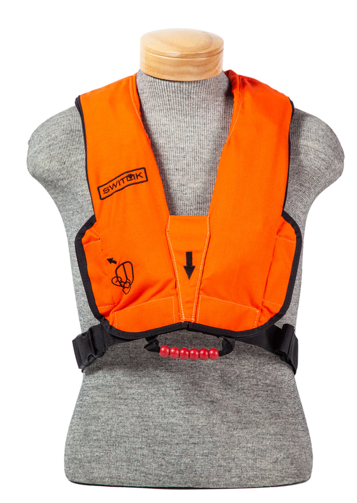 Aviator Pilot and Passenger Life Vest