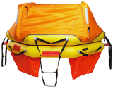 TSO-C70a Type II approved OPR Offshore Passage Raft