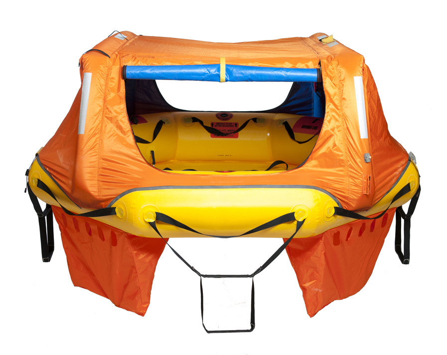 TSO-C70a Type II approved CPR Coastal Passage Raft