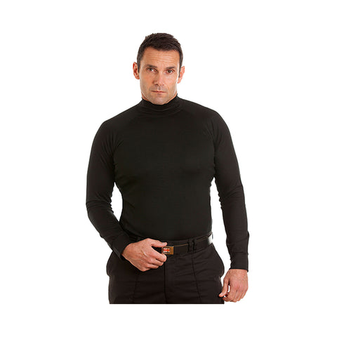 Armadillo Merino MONTY elite Long Sleeve Mock Turtleneck
