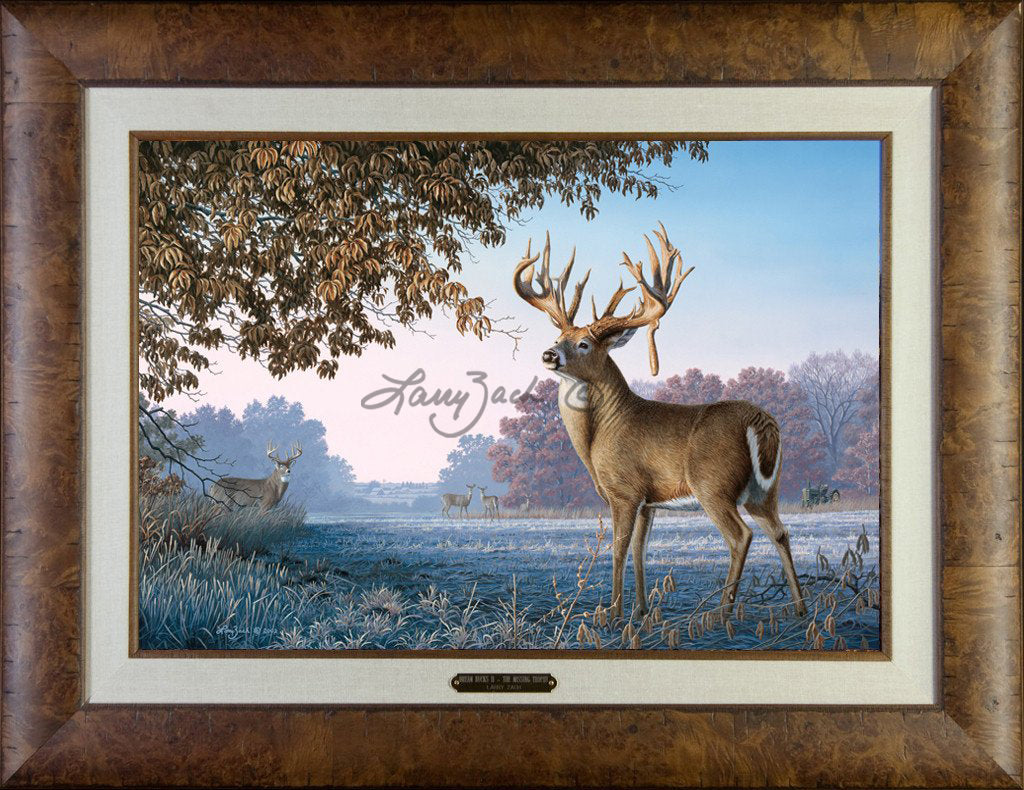 Limited EditionMaster CanvasFraming X