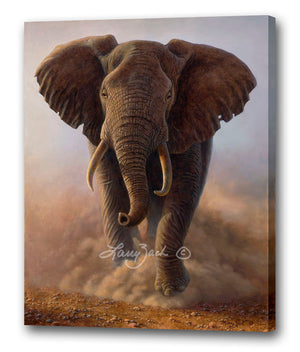 Limited Edition Master/Classic Canvas, Wrapped Canvas