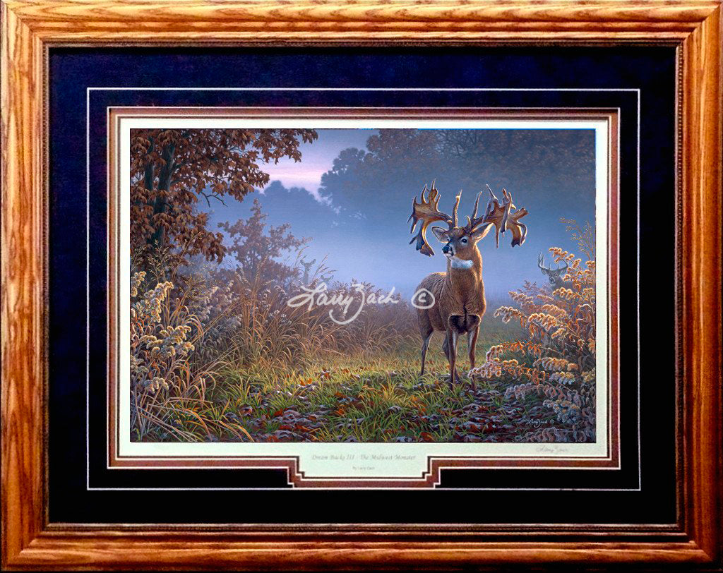 Limited EditionClassic PaperFraming 12A