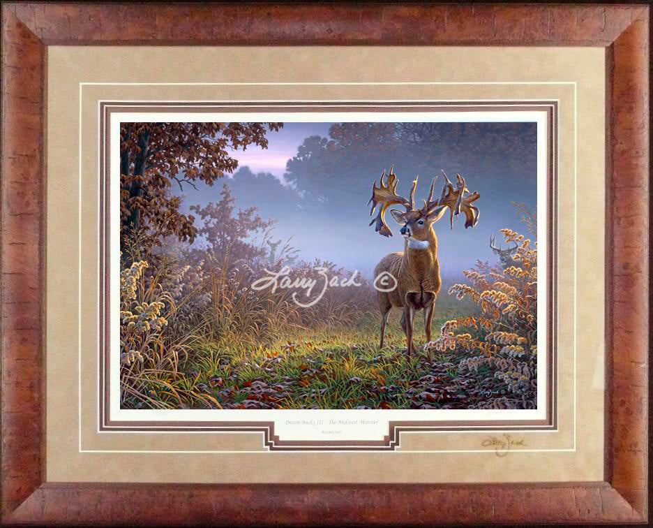 Limited EditionClassic PaperFraming 38A