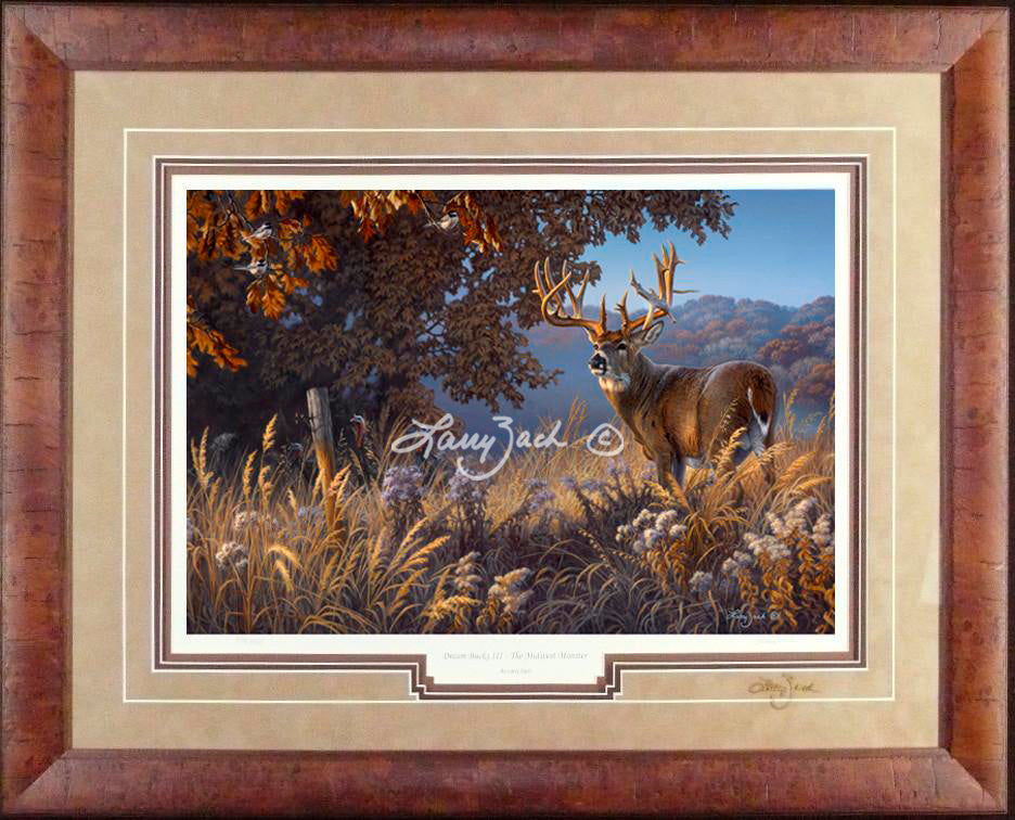 Limited Edition Classic Paper Framing 38A