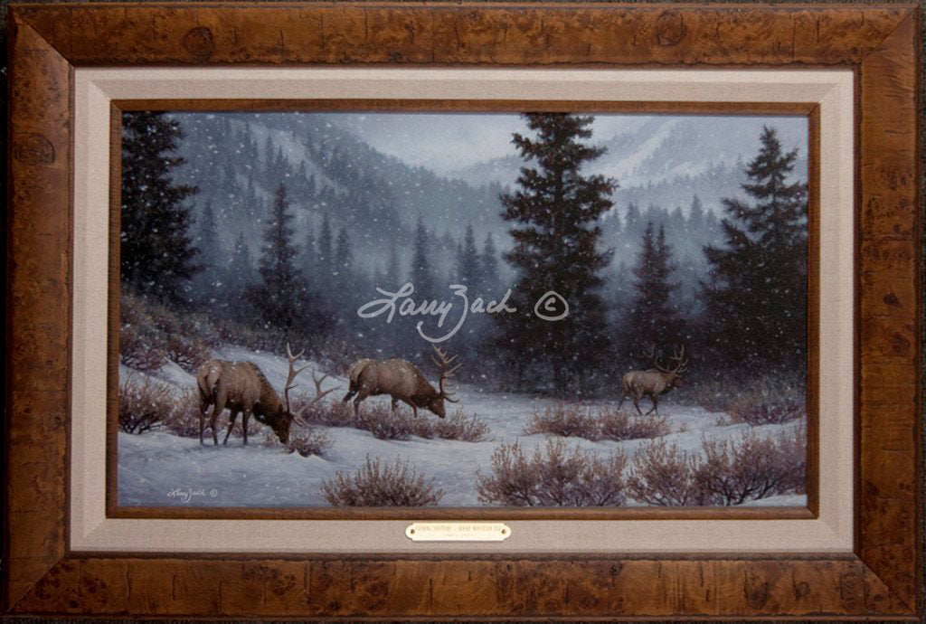 Limited EditionClassic CanvasFraming B1
