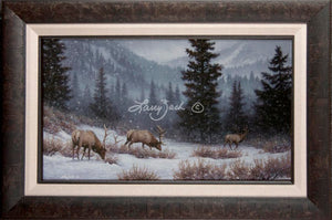 Limited Edition Classic Canvas Framing S