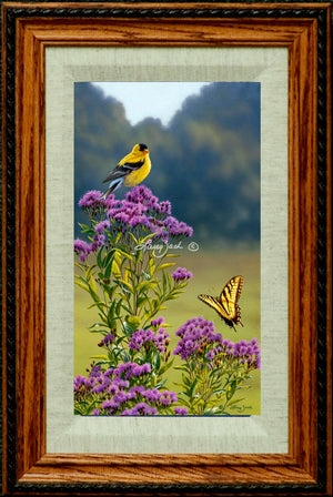 Open Edition Decorator Canvas Framing 3A