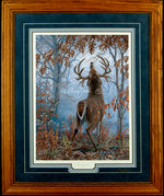 Limited Edition Classic Paper Framing 10A