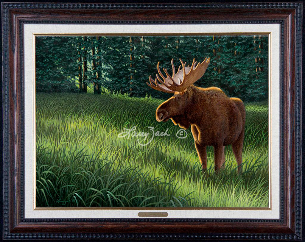 Open Edition Encore Canvas Framing 2A