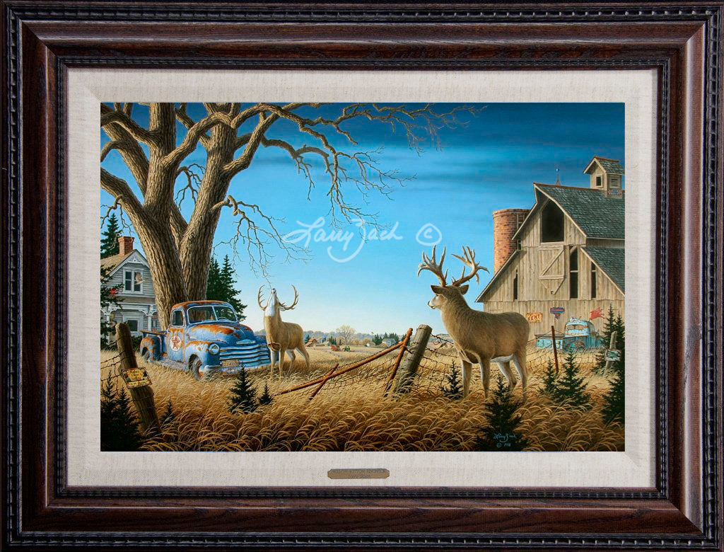 Open Edition Encore/Decorator Canvas Framing 2A