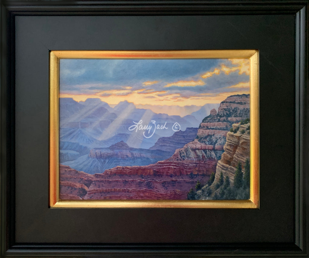 South Rim Sunrise  – Original