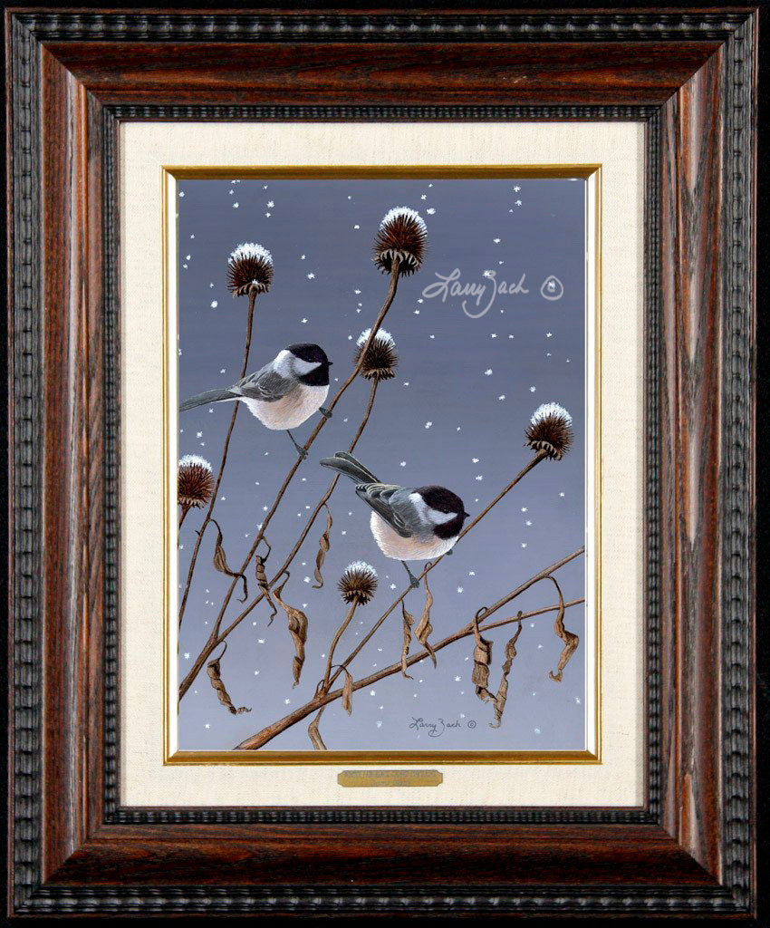 Open Edition Decorator Canvas Framing 2B