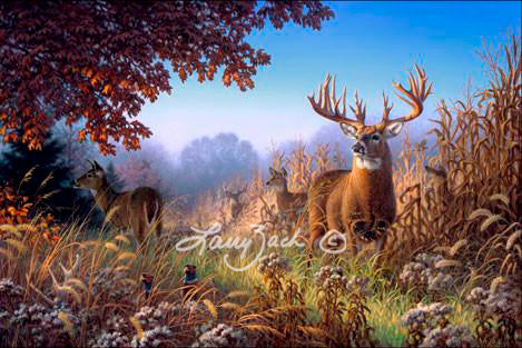 Dream Bucks III by Larry Zach