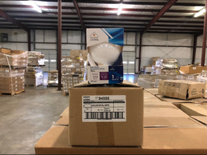 Smart Living 40-Watts Medium Base Soft White Globe Light 94555 (1-pack) - 1344 packs/pallet