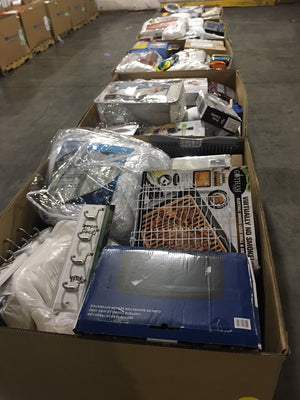 BBH Pallet: Bed Bath & Housewares