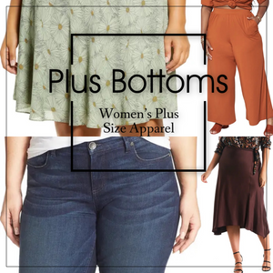 PLUS SIZE BOTTOMS Fashion Box