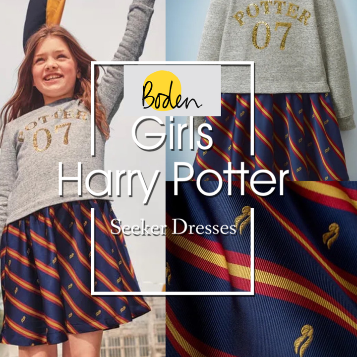 Boden x Harry Potter Dresses