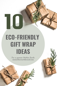 10 Eco-Friendly Gift Wrap Ideas