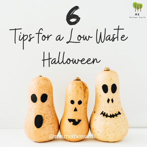 6 Tips for a Low-Waste Halloween