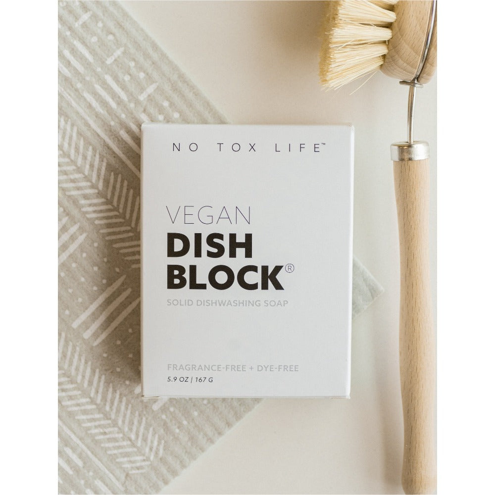 Dish Block® Dishwashing Bar by No Tox Life