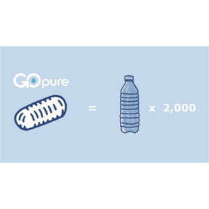 GOpure Water Filter Pod