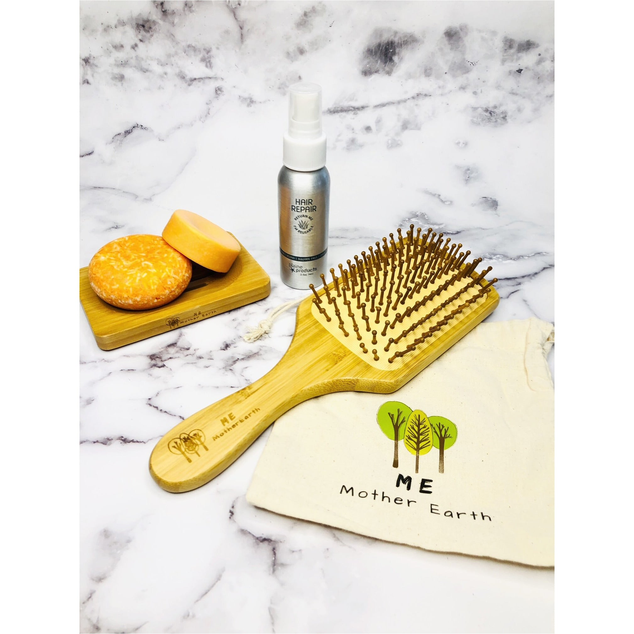 Zero Waste Hair Care Bundle