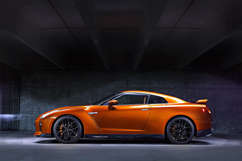 First Look at the 2017 Nissan GT-R Specs