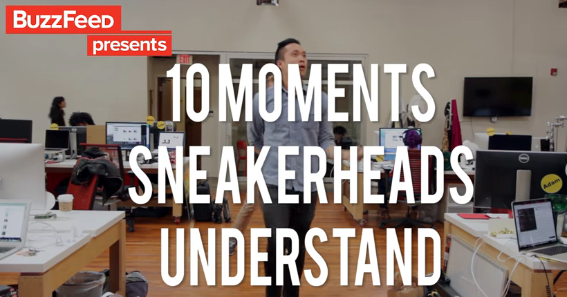 10 Moments Only Sneakerheads Understand