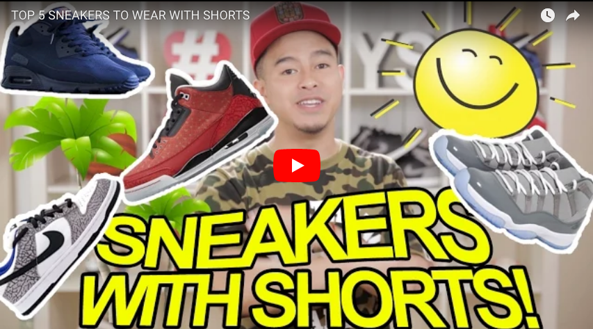 Top 5 Sneaker to Wear With Shorts