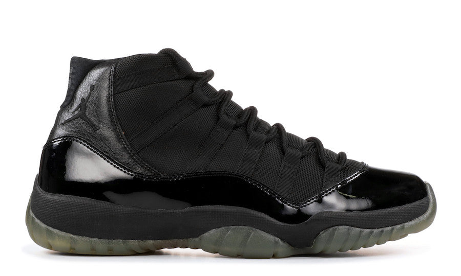 All Black Air Jordan 11 (Prom Night) Release Date and Photos