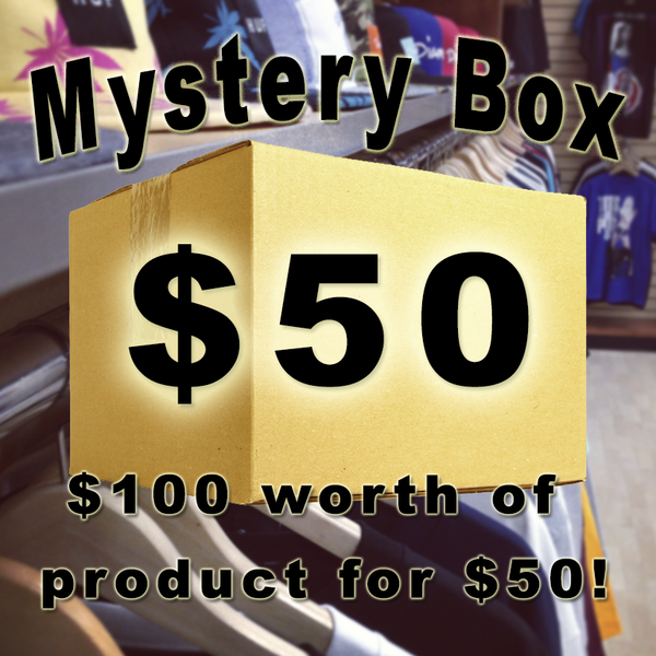 Holiday Mystery Box Details