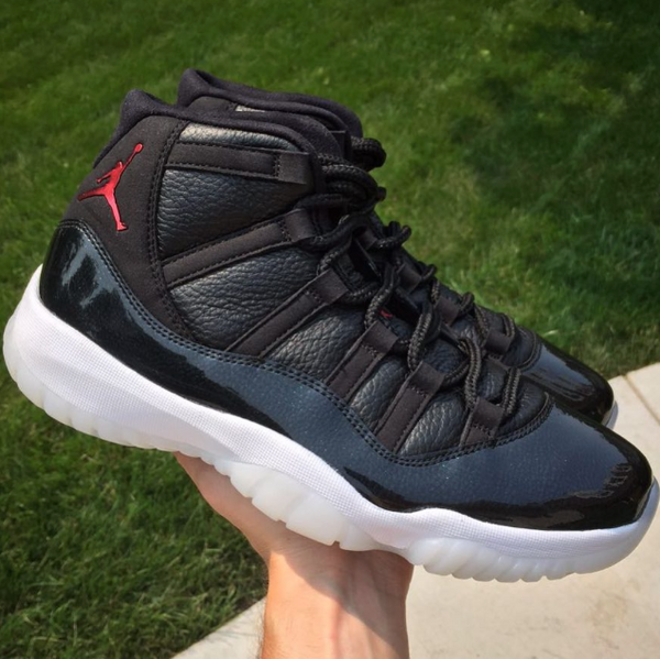 cba2832c176e1f These Jordan 11 s are made to commemorate the Bulls 72-10 season. Yet again  Jordan Brand will sure to kill it with this big Holiday release.