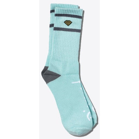 Diamond Supply Co DMND High Stripe Socks