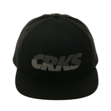 Crooks & Castles CRKS Snapback Hat - Black