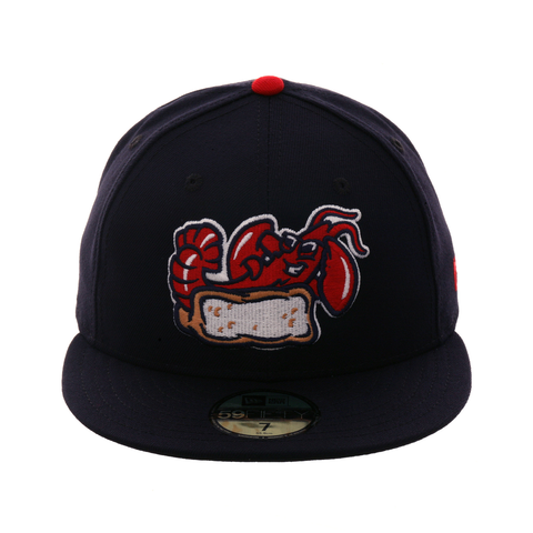 New Era 59Fifty Connecticut Tigers 'Lobster Rolls' Hat - Navy