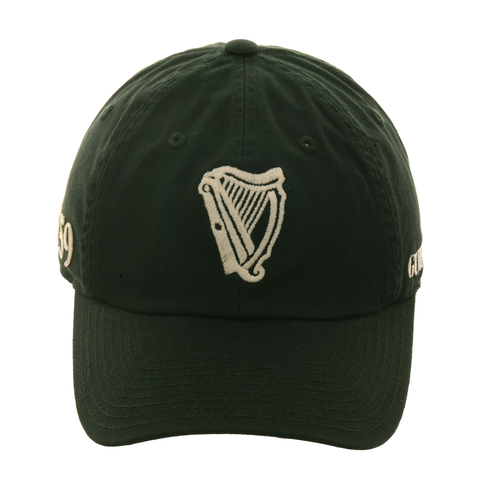 American Needle Founder Guinness Dad Hat - Green