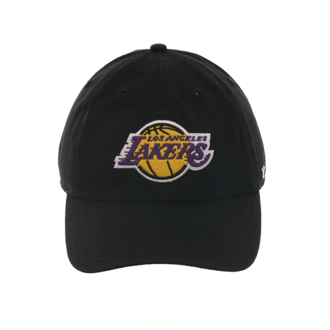 47 Brand Cleanup Los Angeles Lakers OTC Adjustable Hat - Black