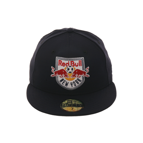 Exclusive New Era 59Fifty New York Red Bulls OTC Hat - Navy