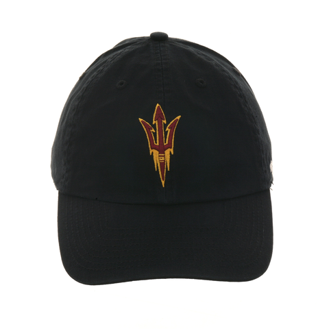 47 Brand Cleanup Arizona State Sun Devils Adjustable Hat - Black