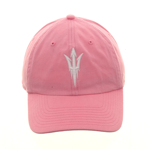 47 Brand Cleanup Arizona State Sun Devils Adjustable Hat - Pink