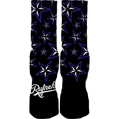 Rufnek Hardware Custom General Concord 11 Socks