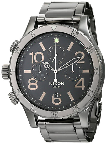 Nixon Men's 48-20 Stainless Steel Watch