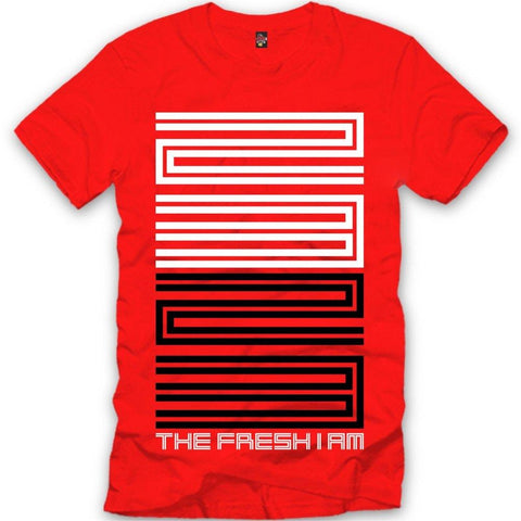 The Fresh I Am Clothing 2323 Win Like 96 11s Tee