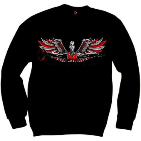 The Fresh I Am Clothing Flight Flu Game 12's Crewneck