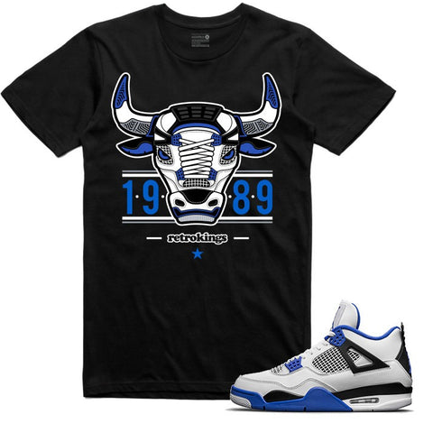 Retro Kings Clothing Bully Motorsports 4s Tee