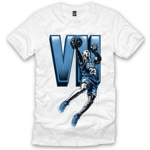 The Fresh I Am Clothing MJ Pantone 7s Tee
