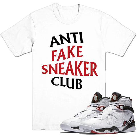 Dapper Sam Anti Fake Alternate 8s Tee